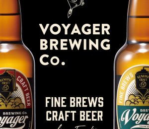 VOYAGER BREWING Co. POSTER type3