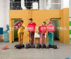 "OK Go ""The Writing's On the Wall"""