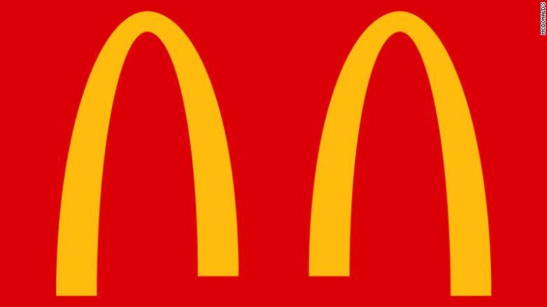 mcdonalds-brazil-social-distancing-logo ソーシャルディスタンス