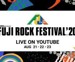 fuji rock festival 2020 live on youtube