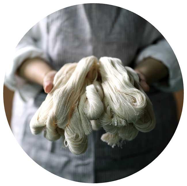 shinko-towel 糸